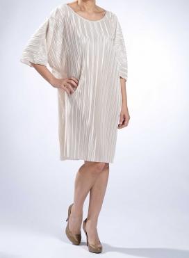 Dress Parfait Plisse Thick 100% Polyester