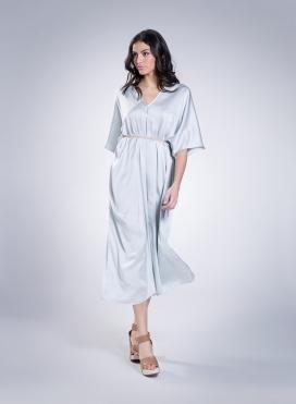 Kaftan Trigono 100% Silk