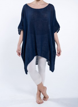 Blouse Tetragoni Long Mouli