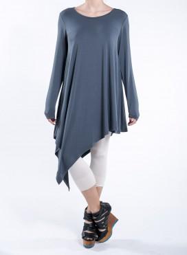Βlouse Yian long sleeves elastic