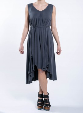 Dress Dove sleeveless elastic