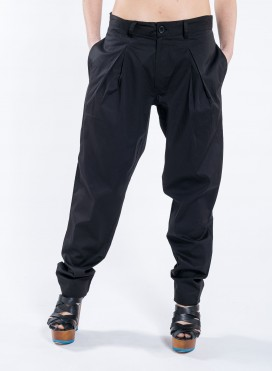 Pants 2 Pleat Evita
