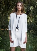 Dress Eve Pockets Sized 100% Tencel
