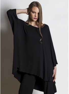Blouse Cape Elastic