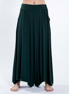 Skirt Zip Pocket Elastic