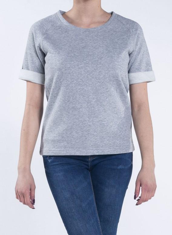 Μπλούζα W S/S Sweatshirt Organic