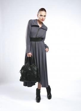 Coat Zipper Wool/Viscose
