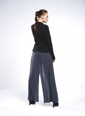 Pants Mermaid Wool/Viscose