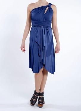 Φόρεμα Δετό mini ελαστικό