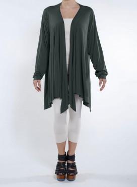 Jacket Stole 1 seam elastic
