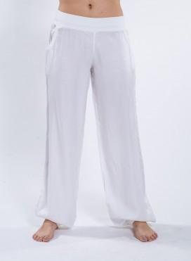 Pants Smooth Satin 100% Silk