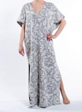 Φορεμα V Slit Loom