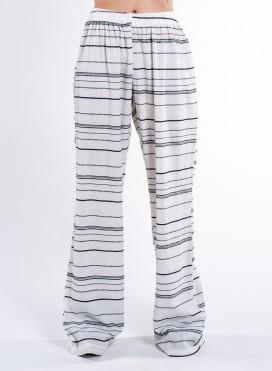 Παντελονι Απλο Loom/Stripes