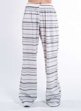Pants Simple Loom/Stripes