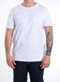 Μπλούζα M Round Neck Piquet T-Shirt Organic