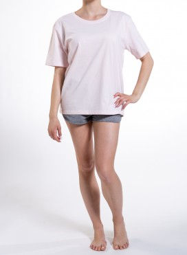 Μπλούζα W Boxy Relaxed T-Shirt Organic