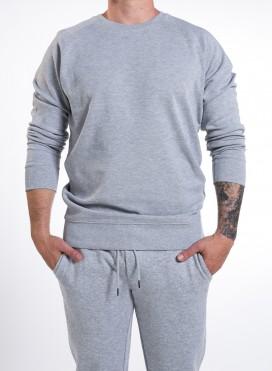 Μπλούζα M Heavy Pique Sweat Shirt Organic