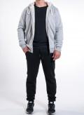 Jacket M Zipped Hoody Sherpa Organic