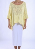 Blouse Tetragoni knitted