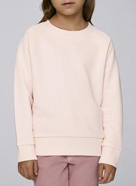 Μπλούζα Kid Raglan Neck Sweatshirt Organic