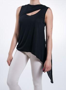 Μπλουζα Belt Elastic