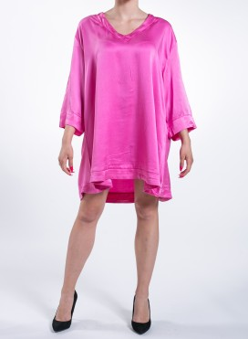 "Dress ""Alpha"" Longsleeve 100%Silk"