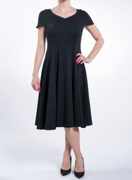 Φορεμα Princess Crepe Black