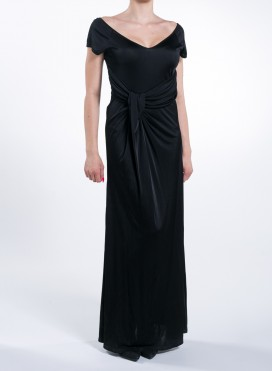 Φορεμα Flash Bent NO2 Maxi Black