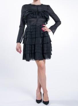 Φορεμα Shirt Romance Black