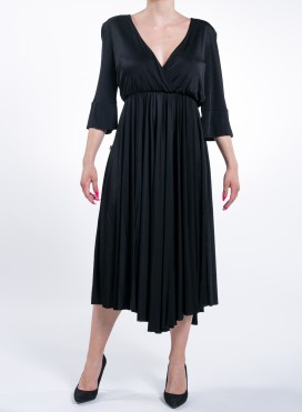 Dress 50'S Flash Black