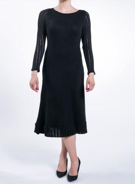 Φορεμα Knitted Fit Long