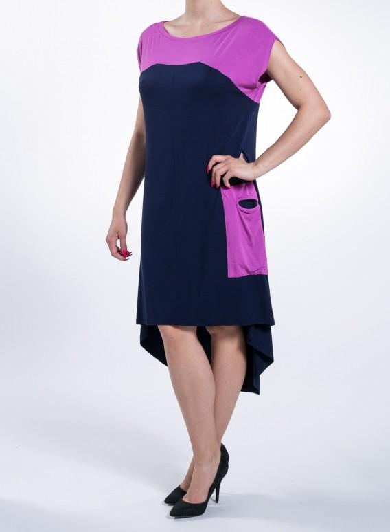 Φορεμα Patch Pocket Elastic