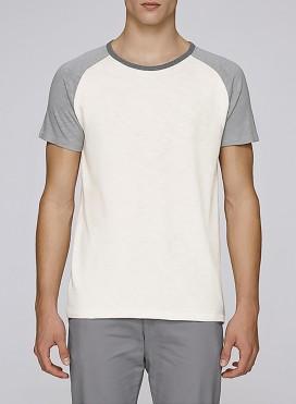 Μπλούζα M Raglan Ringer T-Shirt Organic