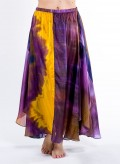 Skirt Paint Batik Print