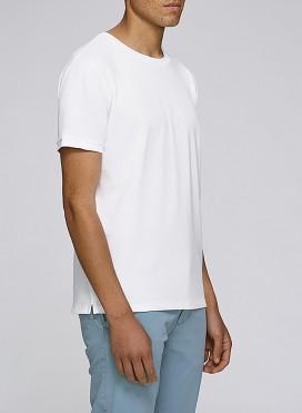Blouse M Organic Round Neck Piquet T-Shirt