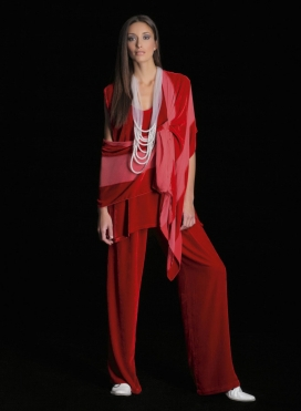 Παντελονι Απλο Velvet/Silk