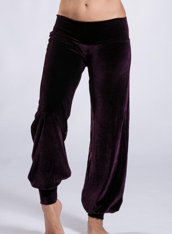 Pants Manseta Velvet