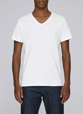 Μπλούζα M Relaxed V Neck T-Shirt Organic