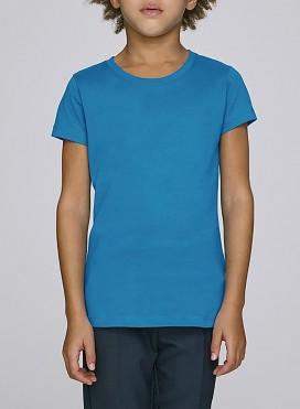 Μπλούζα Girl Round Neck T-Shirt Organic
