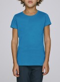 Μπλούζα Girl Round Neck T-Shirt Organic