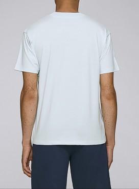 Μπλούζα M Wide Collar Organic
