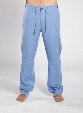 Παντελόνι 4 pockets λινό/cotton