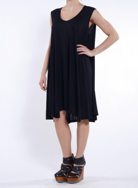 Dress Mytes Sleeveless Midi 100% Visc