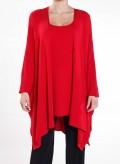Ζακετα Parallel Slits Knitted Viscoze