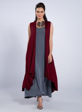 Jacket Nepal Sleeveless 100% Viscose