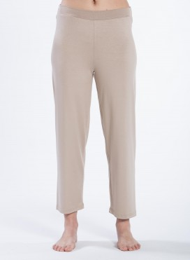 Pants Cigarette Cropped Mariniere