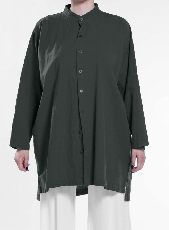 Πουκάμισο Mao Onesize 100%Cotton 30/30
