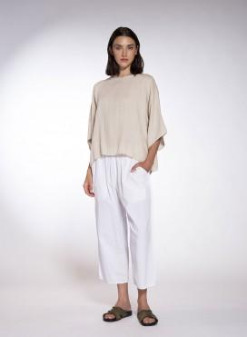 Pants Binder Cropped 100% Cotton 30/30