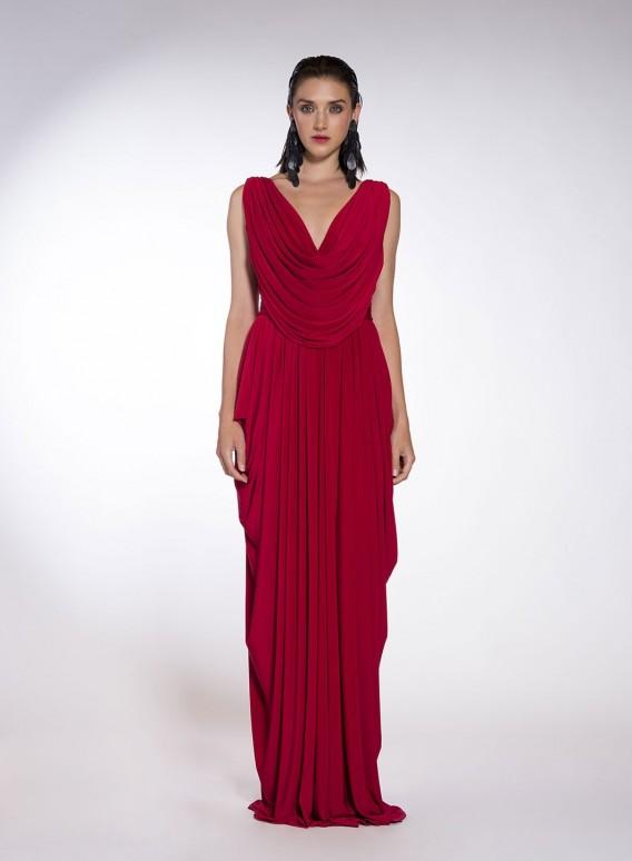 Φορεμα Wed Maxi T924