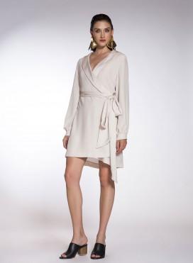 Dress Croise Jasmine Midi